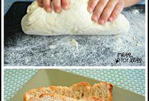 Bread / by Megan Allen