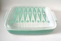 Pyrex Wishlist / Just a few items to add to my collection / by Sonja Farrell