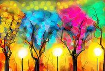 Colorful / by Sharon Aiello