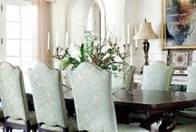 Dinning room / by Melissa Prigmore