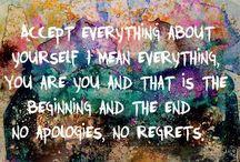 Words to live by... / by Kattie Pittman