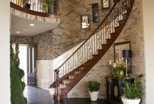 Entryways and Foyers / by Debbie Pimentel