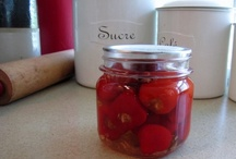 Recipes - Canning / Canning tips, tricks and recipes / by Vicki O'Dell