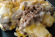 Ground Beef Recipes / by Stacee Hirte