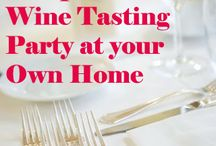 Wine tasting party / by Shawn Reed