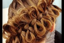 Hair / I'm a hairdresser,  I make people pretty every day and I love doing it ! / by Diana Gisonda