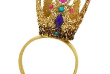 Crowns / Crowns are synonomous with Mardi Gras. An inspiring collection of crowns and tiaras. / by Mardi Gras Outlet