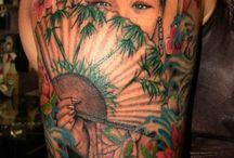 Tattoos   ; ) / by Kim Figg-Hoblyn