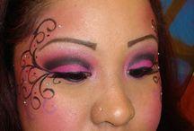 Halloween makeup / by Katie Clarkin