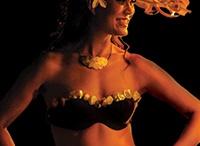 Tahitian costumes / by Royanne Namu