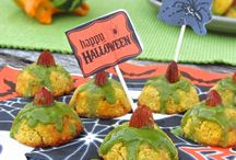 Healthy Halloween / Haunted houses, ghosts, and sugar-filled candy?! Not every aspect of Halloween has to be scary! Check out these recipes and tips to make your trick-or-treating as healthy as possible. / by Swanson Health Products