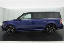 Ford Flex / by Long McArthur