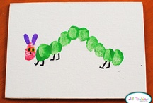Caterpillar/Butterfly theme / by Emily Wolfenbarger