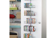 Organizing!!!  / by Stephanie Black