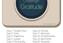 30 Day Challenges / by Emma Donovan