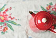 Enamel Enamel Enamel / by Jane ~ Tea with Ruby