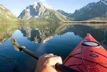I want to kayak here! / by Diana Weiss
