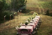 The  Country Wedding / by Angela Lingard