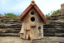 Birdhouses / by Carol Utterback