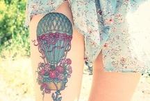 tatuajes / by Alisson Rubi Galindo Cornejo