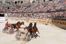 Grands Jeux Romains - Arènes de Nîmes / by Culturespaces