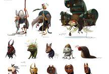 Character Design / by Mamen Arán