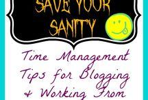Blogging / by Erica Faulkner