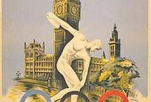 Olympiader/Olympics / Idrott / by Margareta Hillman