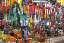 Mercados de Mexico / by Daniel Tate