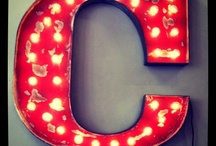 C IS FOR / by Gina McCarver