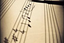 Artist and music / by Carlotta