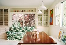 dining room / by Yan Chen