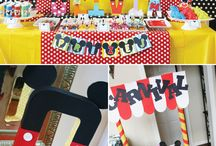 Mickey/Minnie Mouse Theme / by Teralyn Byrd