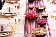 Dining Decorations / by Terri Eggleston