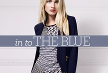 Dorothy Perkins in to THE BLUE  / by Dorothy Perkins