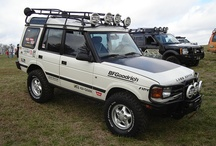 LAND ROVER DISCO / by Nick James