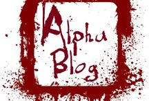 Blogging from A to Z 2013 / by Bibsey Mama