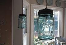 Mason Jars / by Kate {cheap crafty mama}