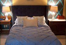 The F.  Scott Fitzgerald Room / Newly decorated room at Scarborough Fair B&B  / by Scarborough Fair Bed & Breakfast