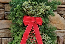 Christmas Wreaths I will be making this year / by Tammy Evans