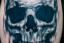 Skulls / by Tattoos