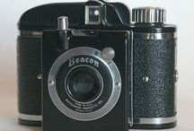Cameras / collections of old cameras / by Linda Riedell