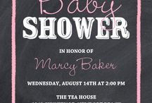 Baby Shower Ideas / by Teri Ray