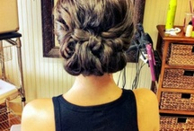 Hair / by Candice Elrod