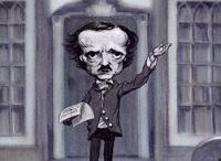 Early American Poet/Edgar Allan Poe / by sharyl Strong