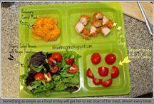 toddler foods  / by Katherine Melendez-Sierra