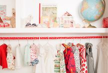 Interiors - children's spaces / by Townmouse