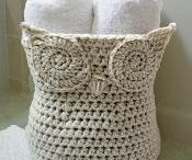Cute Crochet / by Connie Perdue
