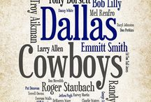 Dallas Cowboys / by ALBERT SAENZ