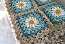 Crocheting / by Robin Marcy Anderson